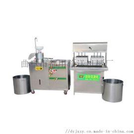 电动石磨豆腐机价格 豆腐干油炸生产线 利之健食品