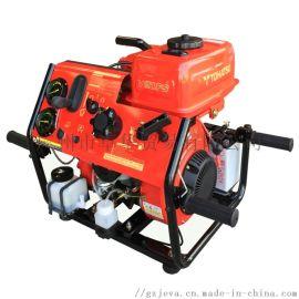 日本东发V20FS手抬机动消防泵森林灭火泵