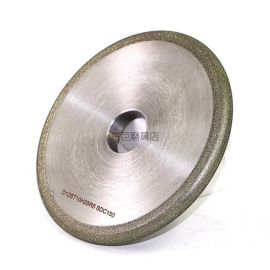 东莞R角电镀砂轮 异型金刚石砂轮订制125mm R5