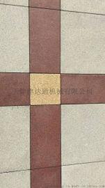 制砖机下料快,密度均匀,强度高,房建空心砌块