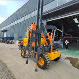 公路護欄打樁機 裝載護欄打樁機 小型打樁機