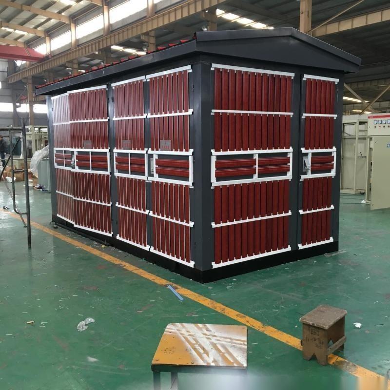 10KV戶外高壓箱式變電站型號報價