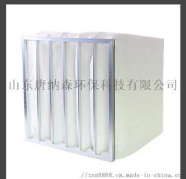 郑州新风机净化空气用中效袋式过滤器 初效袋式过滤器