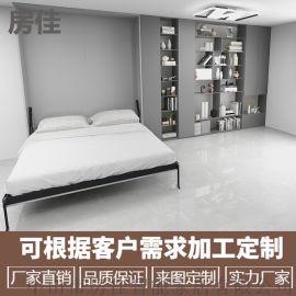 壁床折叠床隐形床翻板床