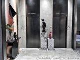 玻璃鋼人體雕塑-室內雕塑