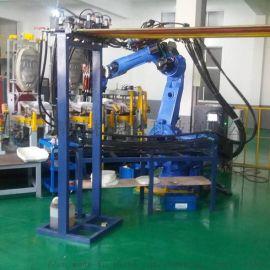 聚氨酯发泡设备 PU发泡设备,机器人浇注发泡设备