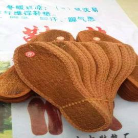 3元模式跑江湖摆地摊天然棕丝鞋垫哪里便宜