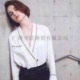 时尚女装品牌IAM27简约春装  货源
