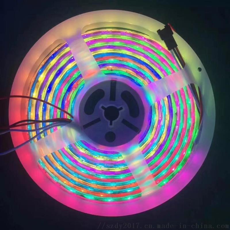 5050rgb灯带室内户外LED贴片柔性防水软灯条