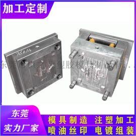 东莞塑胶模具注塑加工厂塑料模开发定制