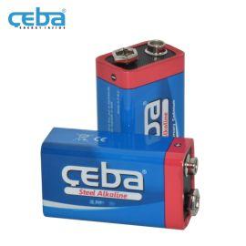 6LR61碱性电池9V万用表玩具遥控器一次性电池