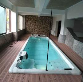 武汉酒店冲浪泳池-温泉水疗泳池-一体式智能泳池