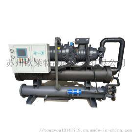 江苏60HP低温乙二醇工业冷冻机
