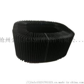 迪能激光切割机防护罩百超激光专用Y轴风琴伸缩防尘罩