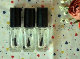 指甲油瓶美甲用品瓶带毛刷玻璃瓶香水瓶