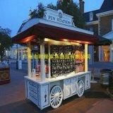 海口商业街售卖亭 主题乐园商品售货亭