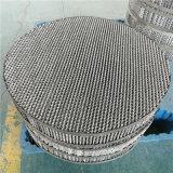 304金属孔板波纹填料应用装置介绍