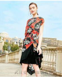 拉夏贝尔2020春夏新款套头中长款裙子进货是在那