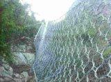菱形被动边坡防护网 被动防护网施工