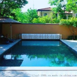 游泳池保温盖 泳池自动保温盖 防尘盖 电动安全盖