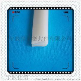 U型透明硅胶包边条密封条玻璃机械