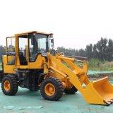工地沙场装载机 多功能抓木机 轮胎式推土机