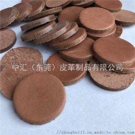 牛皮垫圈 工业皮件O型密封件牛皮制品耐磨