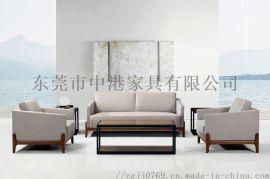 中港家具 办公沙发可定制