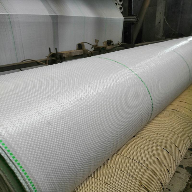 白色地布, 重慶150克80克防草布