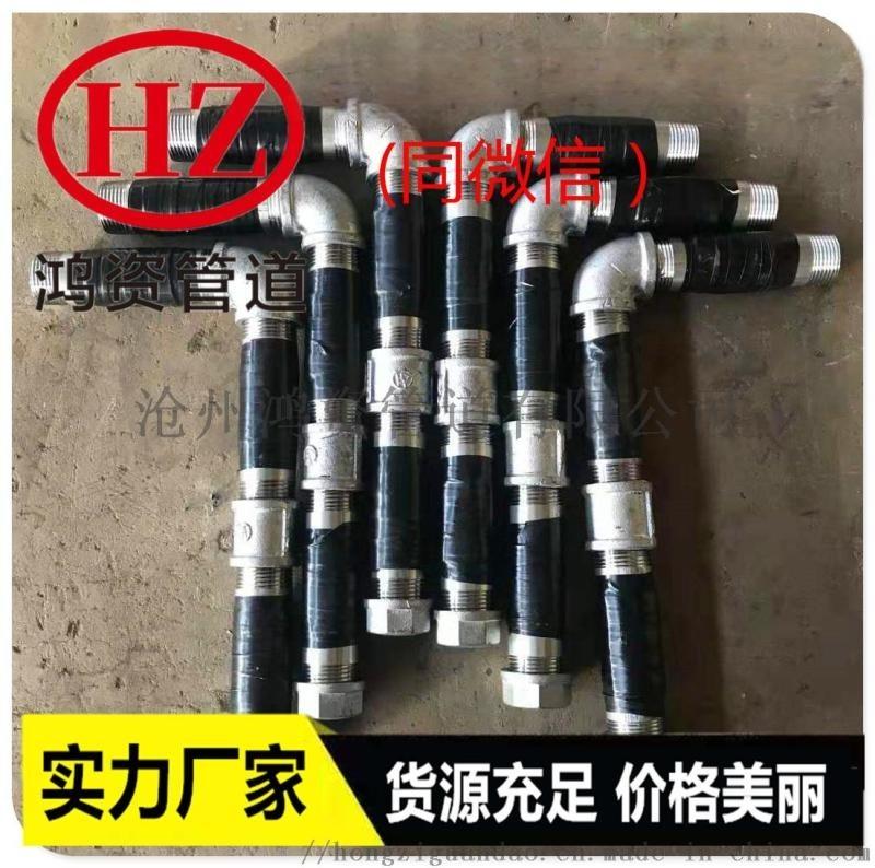 鸿资管道注浆管20 25 小导管 厂家直销发货快