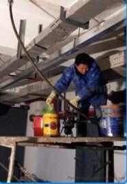 卢州市污水池墙面伸缩缝渗水补漏施工