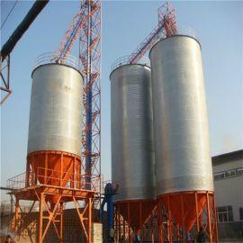 大型钢板仓 钢波纹板仓的制作原理