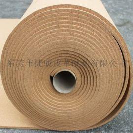 免费拿样高密度照片墙留言板 彩色软木卷材 厂家直销