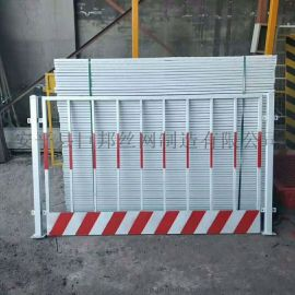 工地隔离网 浸塑喷塑 铁丝网围栏