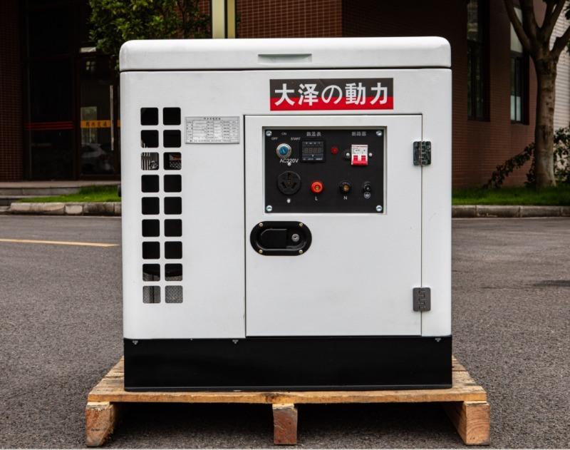 小型15kw变频柴油发电机尺寸
