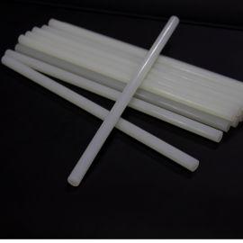 鼎峰透明热熔胶条高粘度快干环保强力透明厂家直销 直径10mm现货