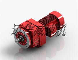 同轴式减速电机 迈传 R系列斜齿轮减速电机