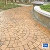 水泥壓膜路面 彩色水泥壓膜路面 水泥壓膜路面施工