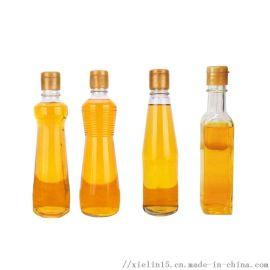 玻璃调料罐子密封玻璃罐出口玻璃瓶工厂