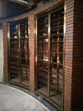 不锈钢恒温红酒柜