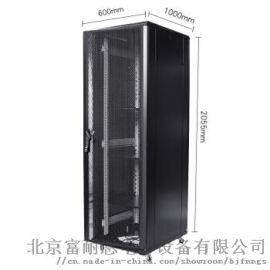网络机柜 42U加厚机柜 交换机机柜 弱电监控机柜