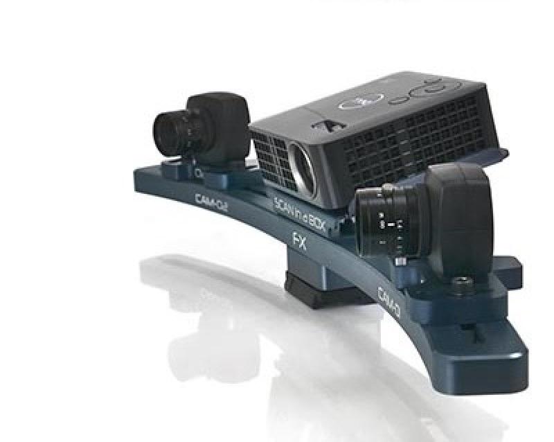 scan in a box 三维扫描仪,3D扫描仪