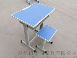 厂家直供学生课桌 学校课桌 单人桌 双人桌