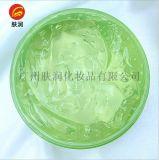 广州肤润芦荟胶保湿**修护啫喱凝胶芦荟胶oem加工