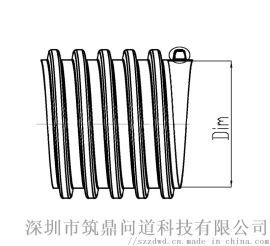 FRPE双塑复合结构壁管DN200-DN1800