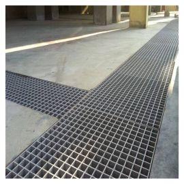 玻璃钢格栅水沟盖板 霈凯格栅 格栅护栏