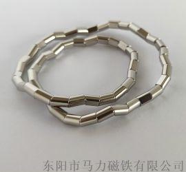 钕铁硼异形磁铁_圆柱形异形磁铁