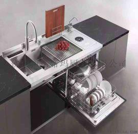 NODMA诺帝玛一体式集成水槽AX6009