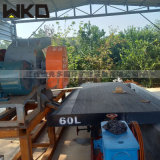 砂金钨矿铁选矿摇床 6S玻璃钢摇床 实验室摇床