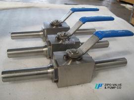 自贡自泵球阀厂承插焊锻钢高压燃气专用球阀